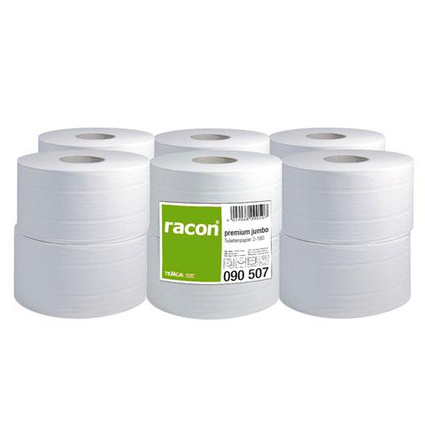 Toaletní papír Jumbo mini PREMIUM