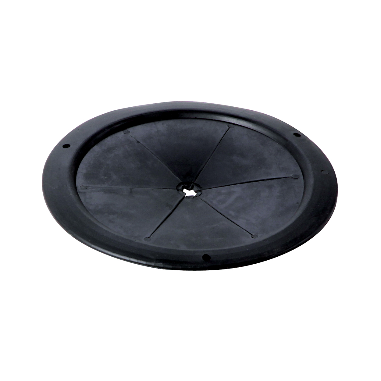 Kruhový gumový vhoz