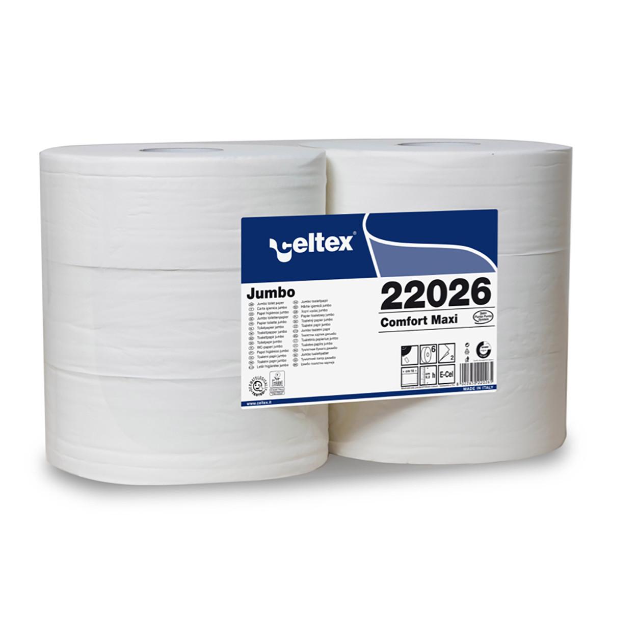 Toaletní papíry Jumbo MAXI