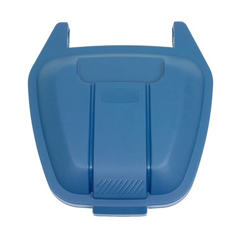 Víko k mobilní nádobě, modré