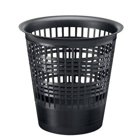 Plastový odpadkový koš děrovaný