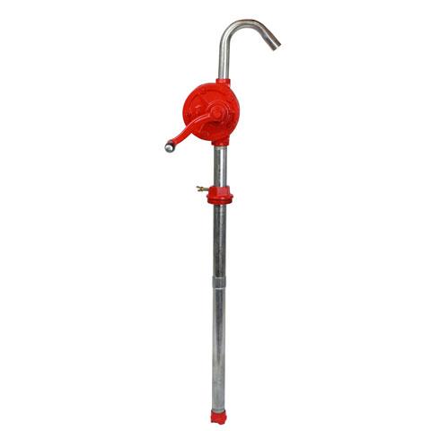 Rotační sudová pumpa