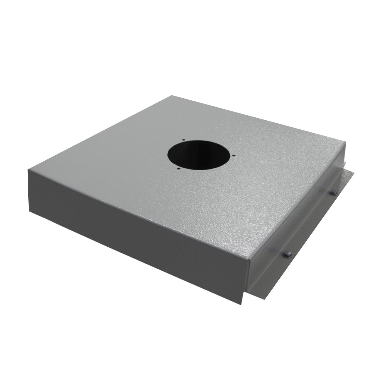 Adaptér k nucené ventilaci s filtrem pro protipožární skříně