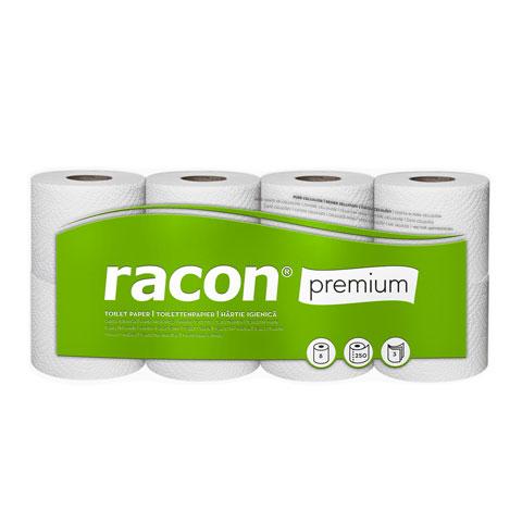 Toaletní papír PREMIUM v malých rolích