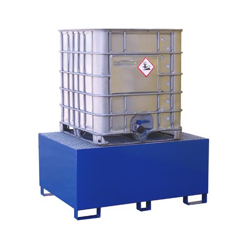 Záchytná vana pod IBC kontejner