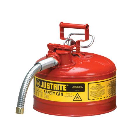 Ventilovaná bezpečnostní nádoba na hořlaviny
