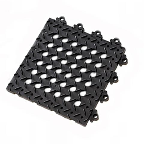 Protiúnavová a protiskluzná rohož 30x30 cm, modulová