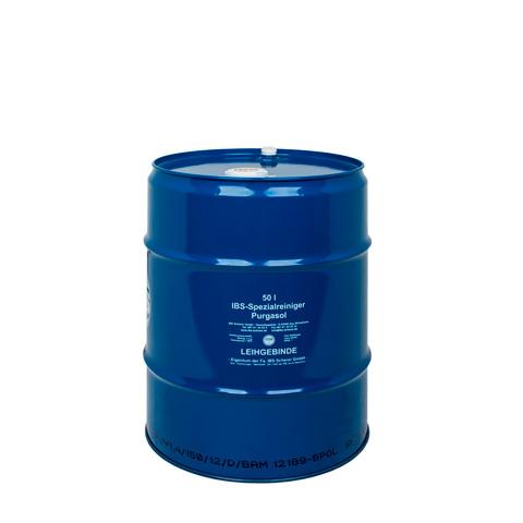 Čisticí kapalina IBS Purgasol, 50 litrů