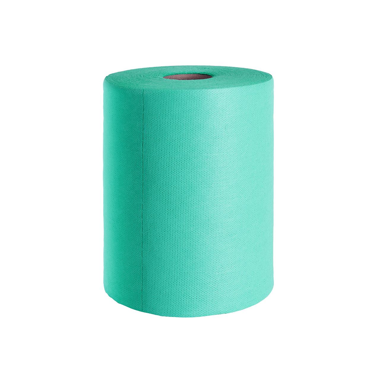 Barevná utěrka pro hrubé čištění - zelená