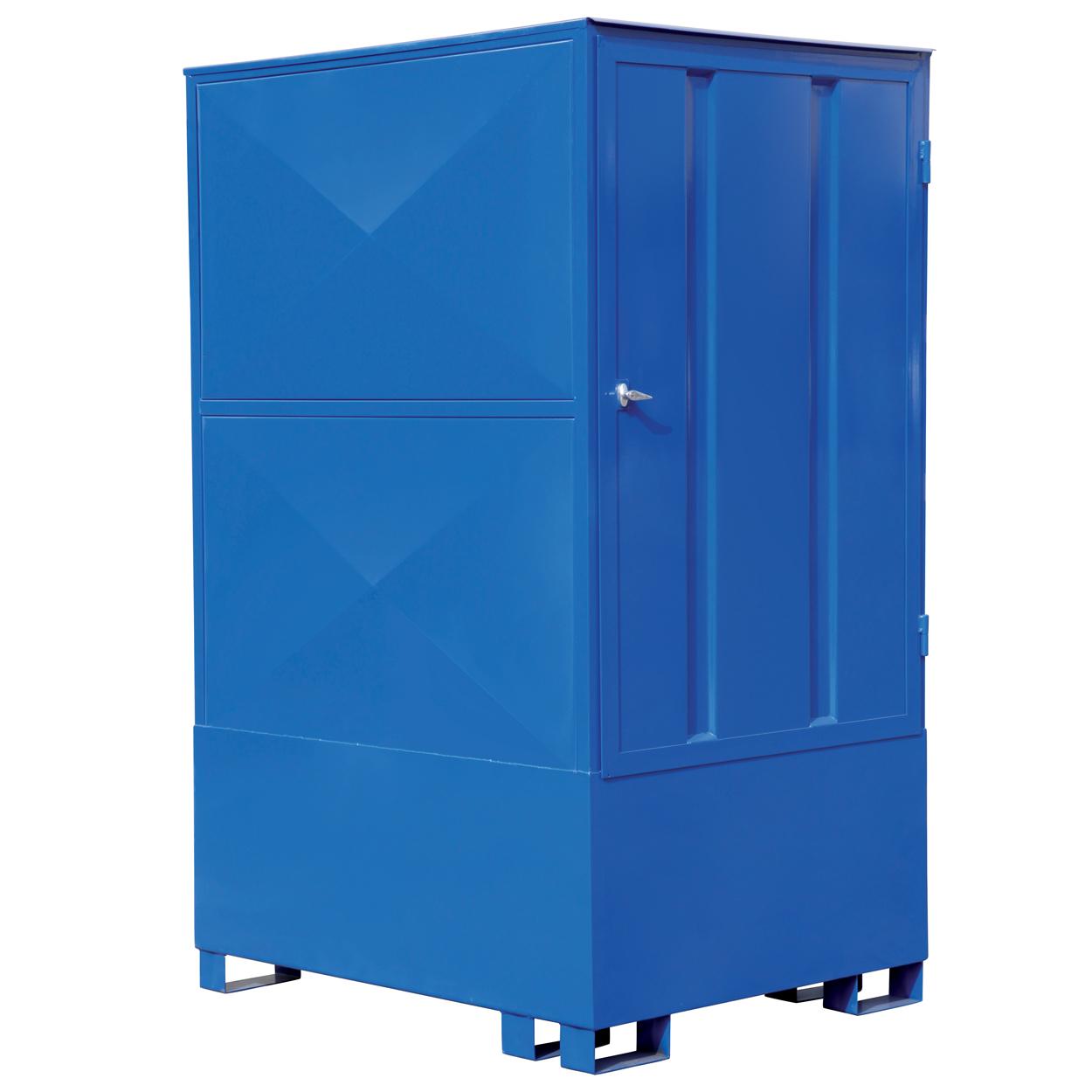 Záchytná krytá vana pro IBC kontejner