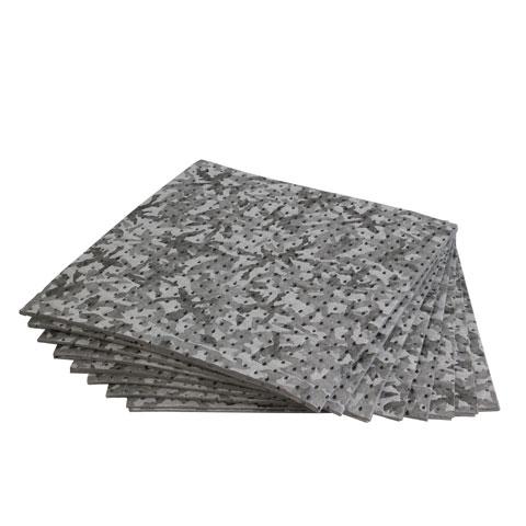 Sorpční rohože silné, zpevněné, se vzorem a perforací