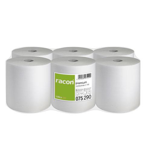 Papírové ručníky v roli PREMIUM