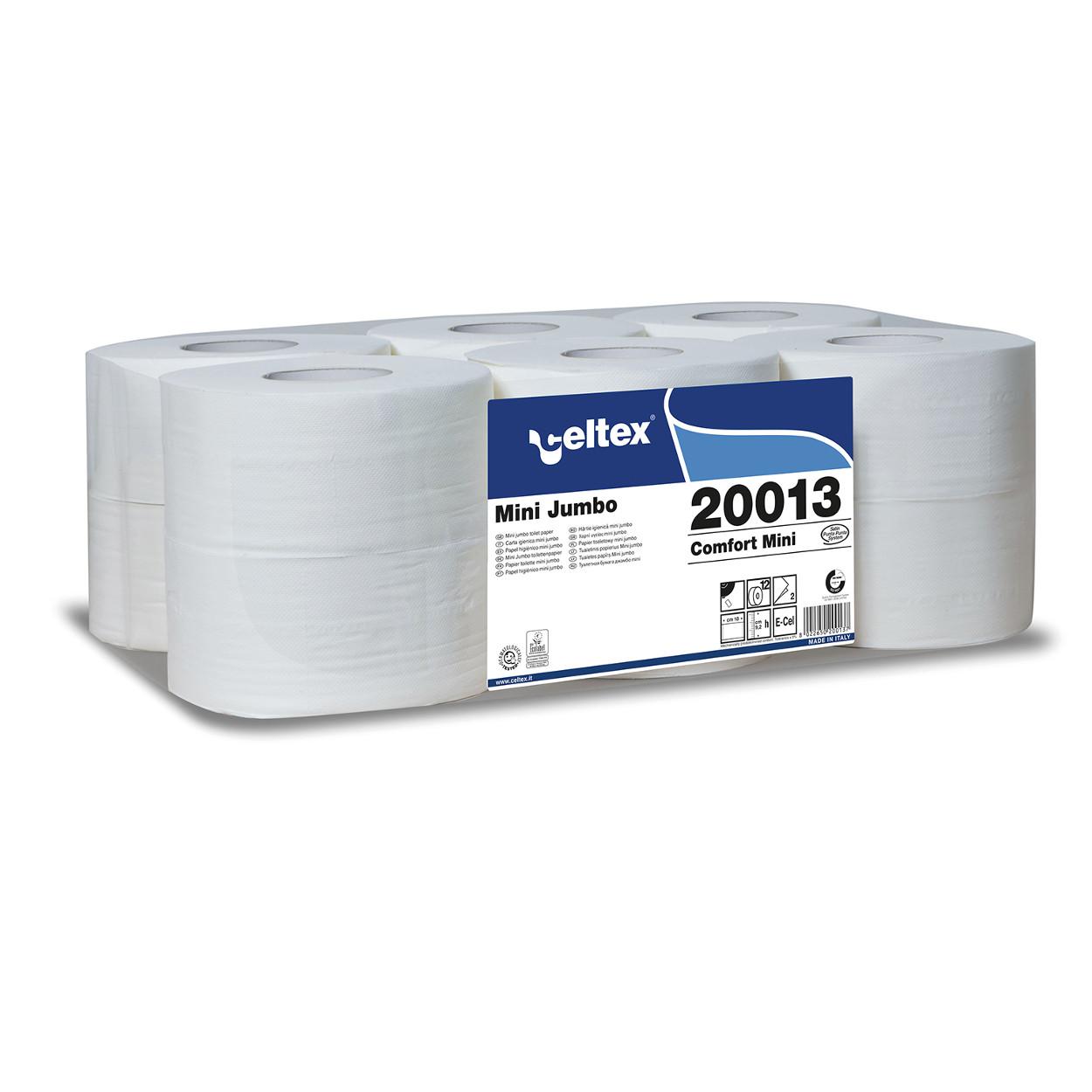 Toaletní papíry Jumbo MINI Comfort