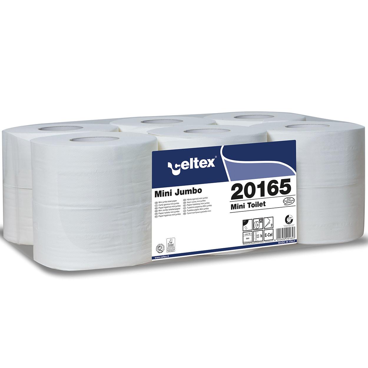 Toaletní papír Jumbo MINI Professional