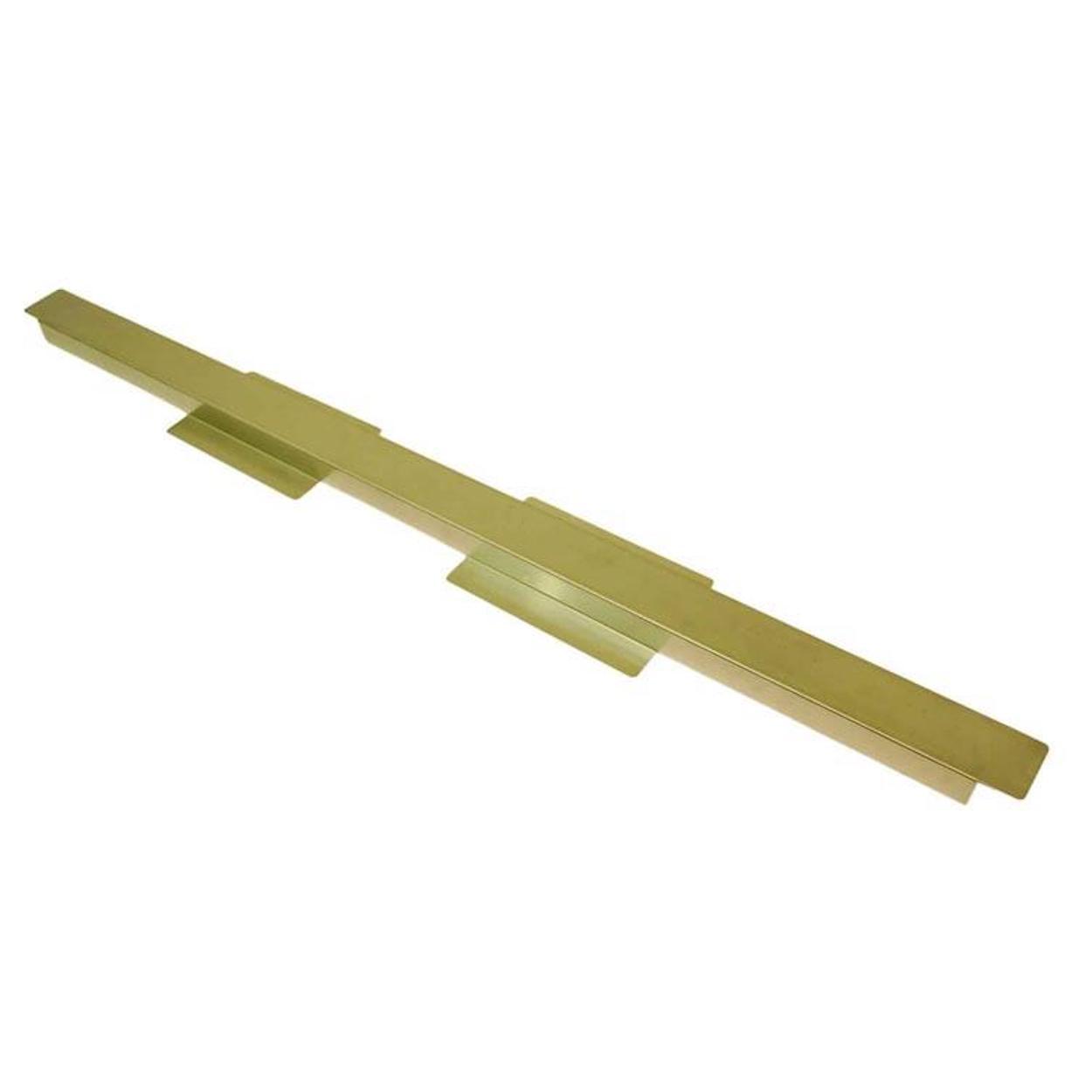 Pás na spojení podlah pro 2 sudy