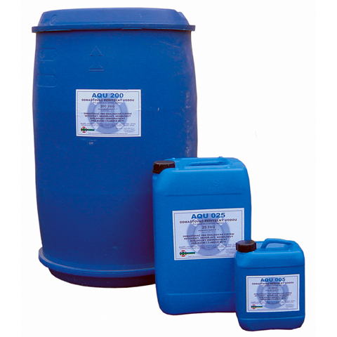 Odmašťovací kapalina AQ 2000 - 5 litrů