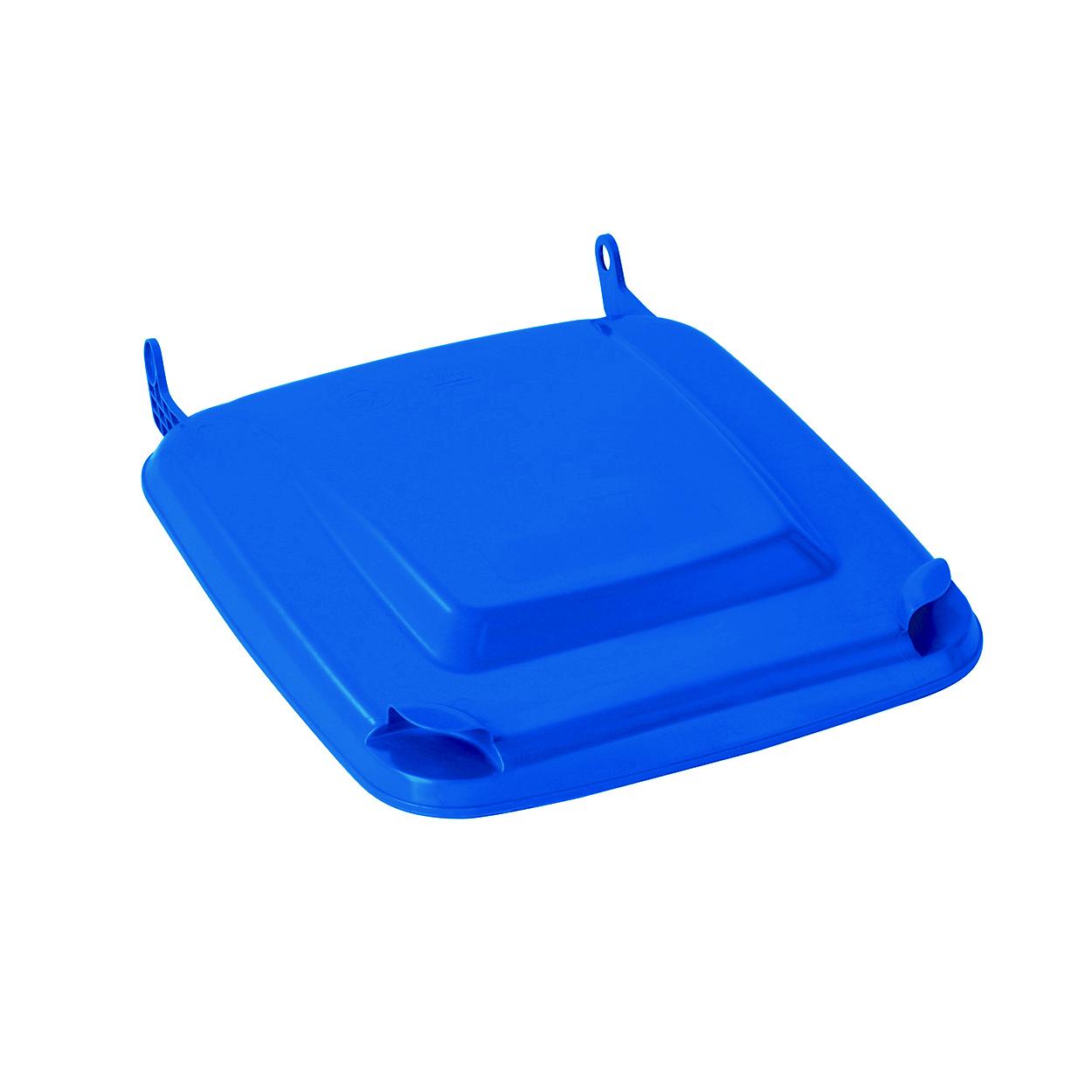 Víko k plastové nádobě 120 l