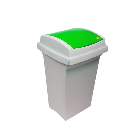 Plastový koš na tříděný odpad