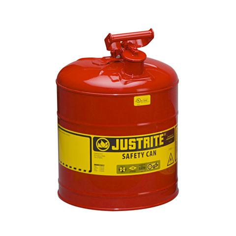 Standardní bezpečnostní nádoba na hořlaviny