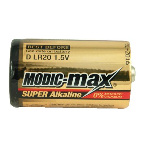 Alkalická baterie