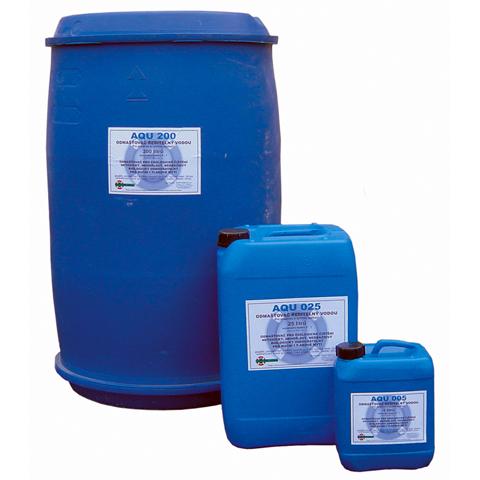 Odmašťovací kapalina AQ Plus - 5 litrů