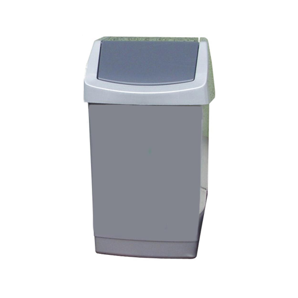 Plastový koš na odpad MIDI, 50 l