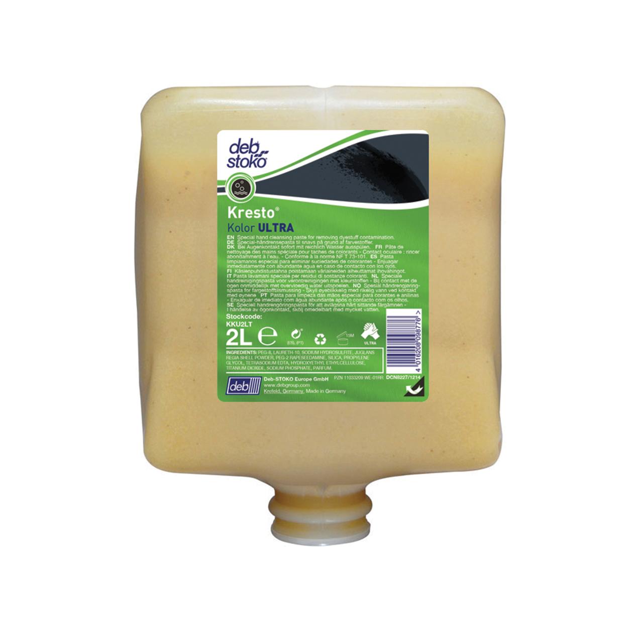 Speciální čistič rukou Kresto Kolor ULTRA