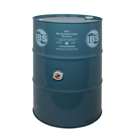 Čisticí kapalina IBS EL/Extra, 200 litrů