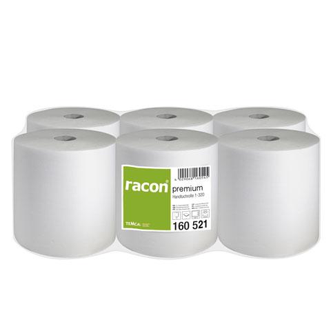 Papírové ručníky v roli se středovým odvinem PREMIUM