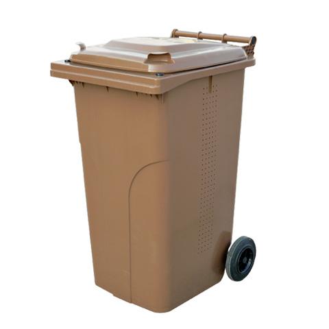 Plastová nádoba s kolečky pro sběr BIO odpadu