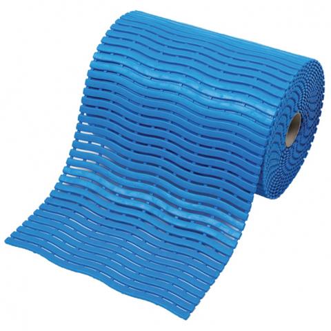 Antibakteriální rohož do sanitárních provozů, modrá