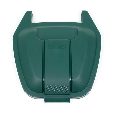 Víko k mobilní nádobě, zelené