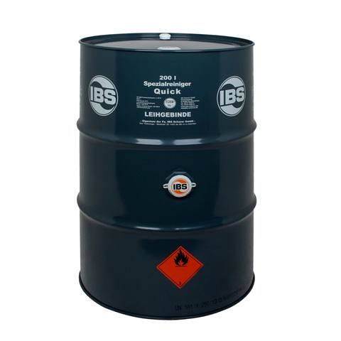 Čisticí kapalina IBS Quick, 200 litrů