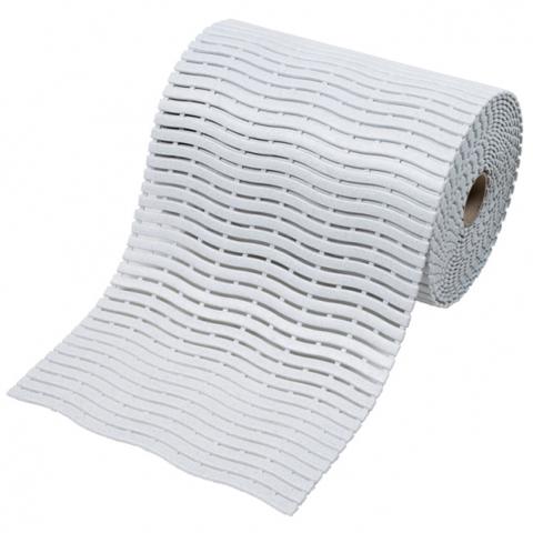 Antibakteriální rohož do sanitárních provozů, bílá