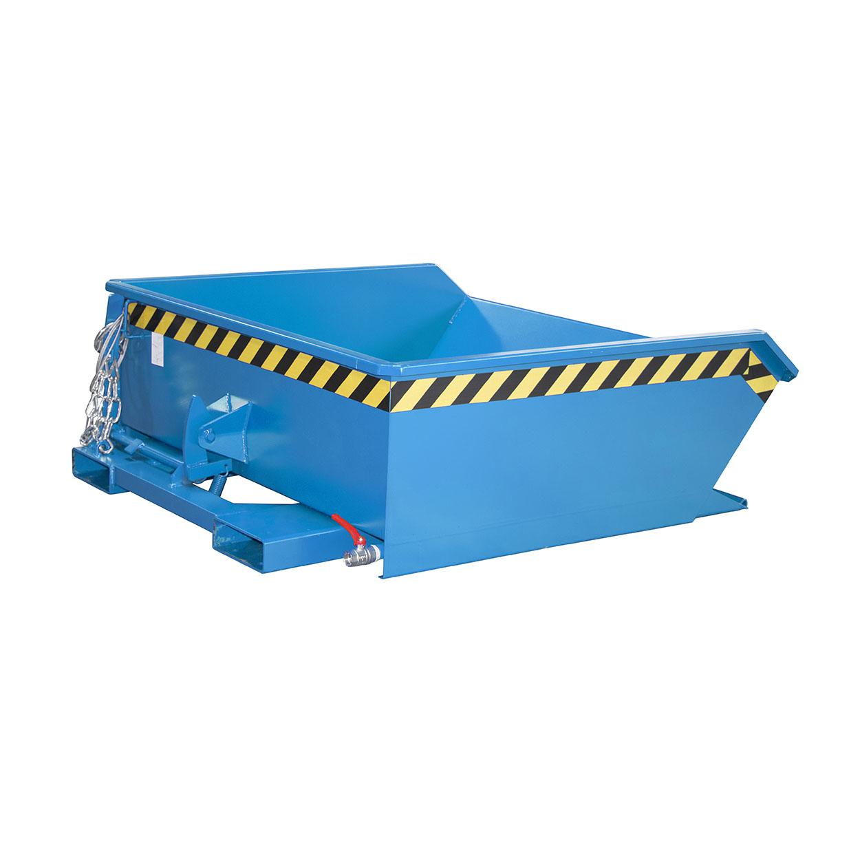 Výklopný kontejner MINI s výpustí