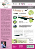 Bulletin - lékárničky, sorbenty, fotosoutěž