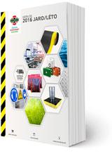 Nový katalog - Čistota, bezpečnost a ekologie jaro/léto 2016